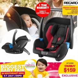 Recaro Privia Lightweight Infant Carseat