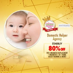 (2020 AWARD WINNER) Imtidad - Best Domestic Helper Agency