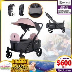 Chic4Baby Pronto Wagon Stroller