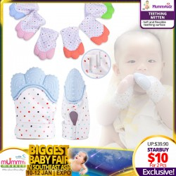 Teething Mitten (2pcs)