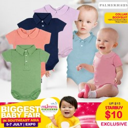 Palmerhaus Collar bodysuit Apparel *EARLY BIRD SPECIAL