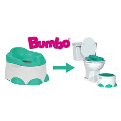 Bumbo 3-in1 Step N Potty (AQUA)