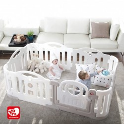 NEW LAUNCH!!! Yaya Calming Babyroom Playard + $80 Discount Voucher for Crayon Mat