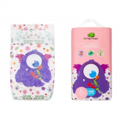 Little Tree Eco-Friendly Nappies Diapers (BUY 2 GET 1 FREE!)