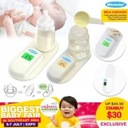 Milkchecker (Milk Temperature Checker)