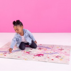 Disney Baby Minnie Mouse On the Road™ Large Foam Playmat