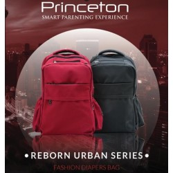 Princeton Fashion Diaper Bag Urban Reborn Series FREE Cooler Bag + Changing Mat *$70 ONLY for EARLY BIRD Specials!!