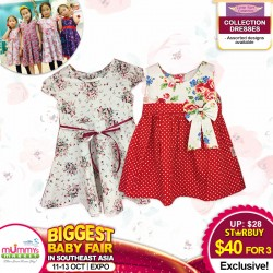 Steward Little Apparel - Little Fairy Collection Dresses BUY 3 for $40!!