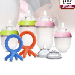 Comotomo Bottles / Teats / Teether (Buy 3pcs and above for 25% OFF!!)