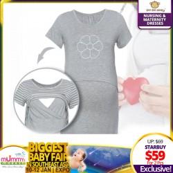 Doo Doo Mooky Nursing & Maternity Wear (T-Shirts) BUY 1 FREE 1