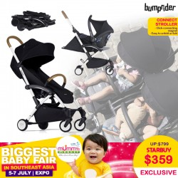 BumpRider Connect Stroller *$30 OFF with SAVE MORE Coupon!