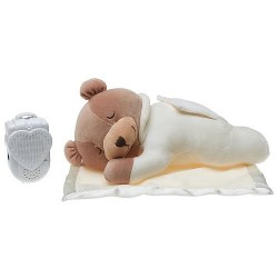 Prince Lionheart Original Slumber Bear (CREAM) Soother Toy