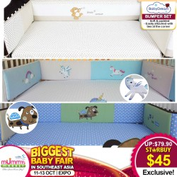 Babydream Premium Bumper Set