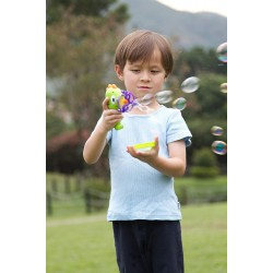Rainbow Bubbles Seahorse Bubble Blower (Battery Operated)