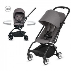Cybex Eezy S Twist Stroller + Aton 5 Infant Carseat Bundle FREE Carseat Adaptor + Bumper Bar + Rain Cover!! FREE Delivery!!