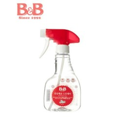 B&B Safe Disinfectant Spray 300ml + Refill 250ml Bundle (Refresh Code) - Made In Korea!!
