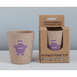 Jack N Jill Biodegragradable Rinse Cup (4 Designs Available)