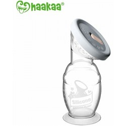 Haakaa Silicone Breastpump 150ml + Silicone Cap