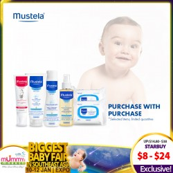Mustela Purchase with Purchase [Selected Items][Limited Quantities] Skincare