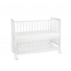 Happy Wonder 5 in 1 Baby Cot Co-Sleeper (No drop side mechanism)