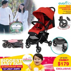Evenflo Pilot Light Weight Stroller