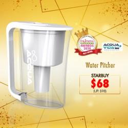 (2020 AWARD WINNER) Acqua Water Pitcher