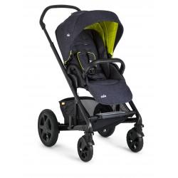 Joie Chrome Deluxe Travel System Stroller + iGemm Infant Carseat
