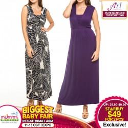AnneeMatthew Maternity Dress/Tops/Bottoms (BUY 1 FREE 1)