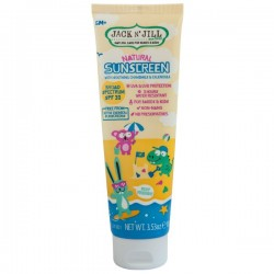 Jack N Jill SPF30 Natural Suncreen (100G)