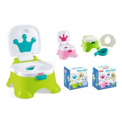 Little Tot's Stepstool Potty