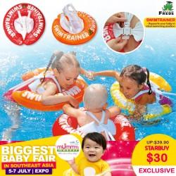 SWIMTRAINER - Classic Swimming Float