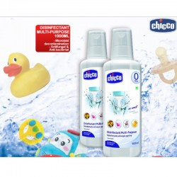 Chicco Multi Purpose Disinfectant (1000ML) - BUNDLE OF 2