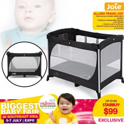 Joie Allura Travel Cot/Playpen