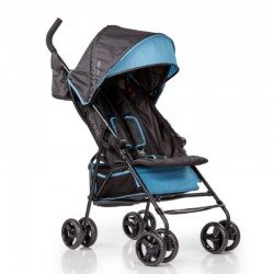 Summer Infant 3D Mini Convenience Stroller (Blue)