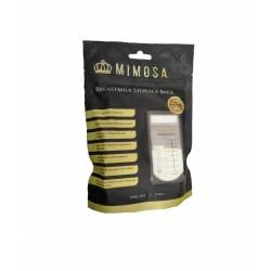Mimosa - Breastmilk Storage Bags 8oz/240ml (25pcs) Bundle of 2