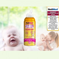 NasaMist® Pediatric Saline Spray
