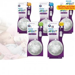 Philips Avent Teats (Any 2 for $11)