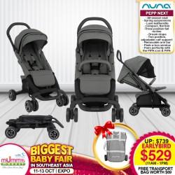 Nuna PEPP Next Stroller