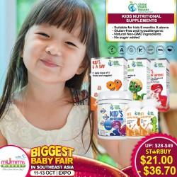 Global Health Naturals (Kids Probiotics and Nutrition)