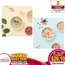 ANYA MEALS Addictives-FREE Baby Foods Congee