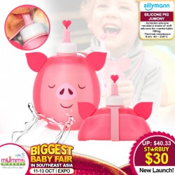 Sillymann Silicone Pig Jumony Water Pouch