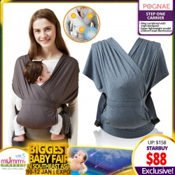 Pogne Step One Lightweight Baby Carrier