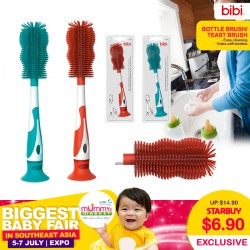 Bibi Bottle/Teat Brush