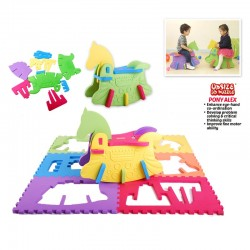 Upsize 3D Puzzles Pony Alex *ADDITIONAL OFF for EARLY BIRD Specials!!
