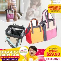 Isa Uchi Cooler Bag - Nakara (S) + Sookii (L) Bundle