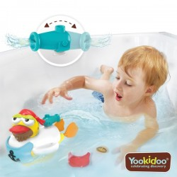 NEW LAUNCH! Yookidoo Jet Duck (Create a Pirate / Create a Firefighter / Create a Mermaid) Bath Toy *$29.90 ONLY with SAVE MORE Coupon!!