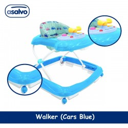Asalvo WALKER (CARS BLUE / BEIGE) - (Only $69 with