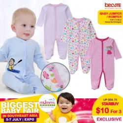 Mothernest Assorted Baby Jumper / Romper (3 for $10)
