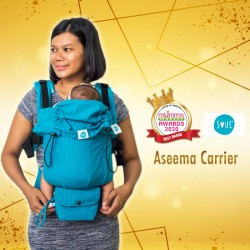 (2020 AWARD WINNER) SOUL SLINGS AseemA Baby Carrier