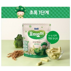 Maeil Organic Rice Snacks (Stage 1 / 2)